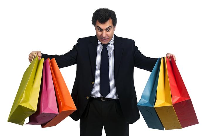 cosa cercano gli shopper italiani
