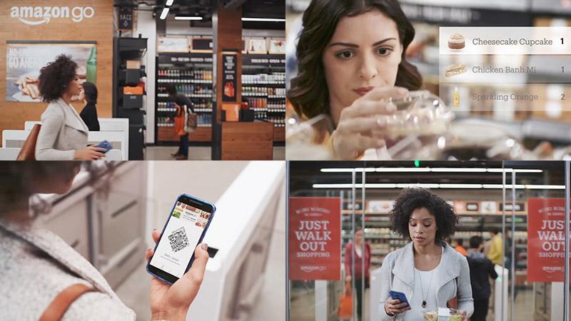 Amazon apre negozi fisici